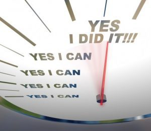 Face a challenge with self-efficacy!