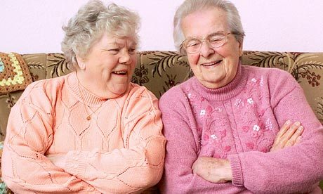 Emotional needs in later life