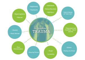Read more about the article Trauma Survivors Have Symptoms Not Memories Part 2