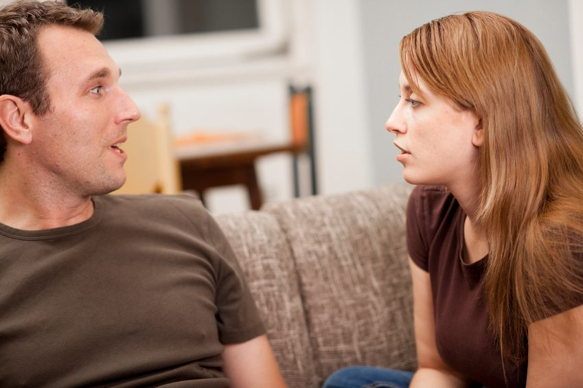 Couples Counselling: Why do we have the same arguments?