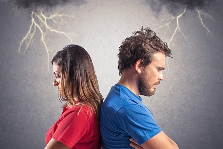 Men's and Women's Anger